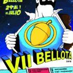 Vuelve la Fiesta de la Bellota, la auténtica vida de barrio en el Casco Histórico