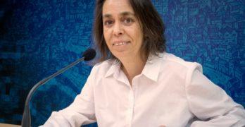 """Helena Galán se presenta a Podemos """"por decisión propia"""" y para """"dar continuidad"""" al trabajo de Ganemos"""