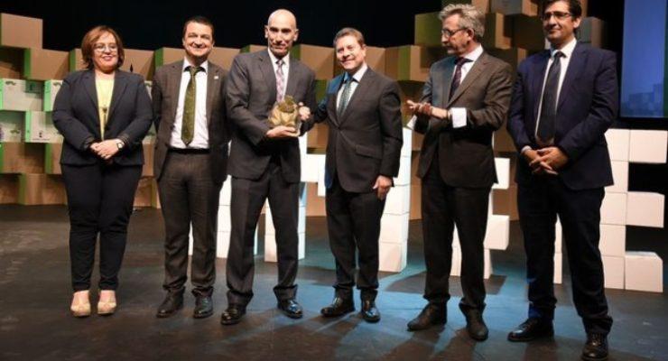 La Fundación Global Nature, Premio Medio Ambiente de Castilla-La Mancha