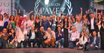 Los Premios Pávez dan glamour y promocionan a Talavera