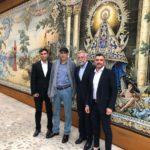 Más de 1.500 azulejos para ilustrar las Mondas por medio de la cerámica