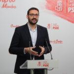 """El PSOE regional pide a Sánchez una apuesta """"real"""" por las alternativas al trasvase"""