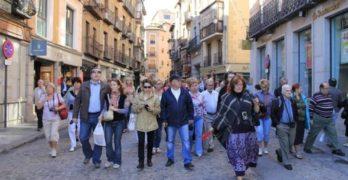 La ocupación hotelera alcanza el 98,87% en Toledo durante la festividad del Pilar
