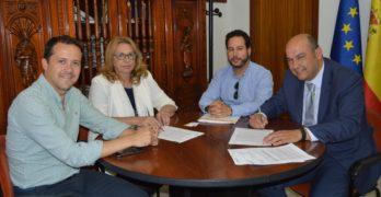 Firmada la primera fase del carril-bici de Seseña