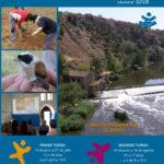 'Mirando al Tajo', un campamento que apuesta por el medio ambiente