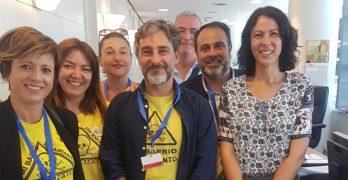 """Llega al Congreso la """"urgencia"""" de acometer el problema del amianto en Toledo"""