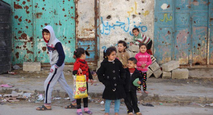 """'Gas the Arabs', un grito ante """"el olvido del pueblo palestino"""" en la Franja de Gaza"""