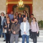 Eva García Sempere (IU) se reúne este martes en el Congreso con las trabajadoras de Gestipack