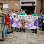 Suspenden el desahucio en Talavera de una mujer y su marido, al que acababan de amputarle una pierna