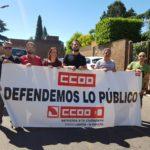 CCOO critica que la cobertura de vacaciones del personal de residencia de la Junta en Talavera se reduce al 70%