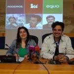 Ganemos Talavera se integrará en la confluencia de Unidas Podemos-IU-Equo