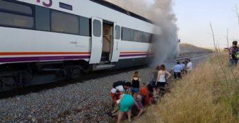 CCOO pide al nuevo Gobierno de Pedro Sánchez soluciones para el ferrocarril