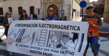 Reclaman protección para la salud ante el despliegue de la tecnología 5G en Talavera