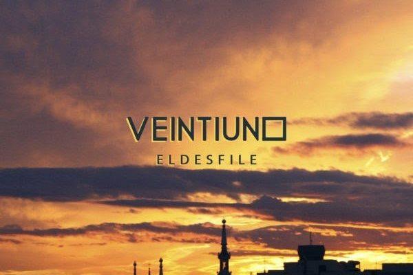 Veintiuno estrena el videoclip de 'El desfile', segundo adelanto de su nuevo álbum
