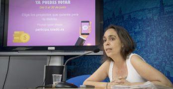 Los presupuestos participativos de Toledo registran 8.500 votos a cinco días de finalizar el proceso