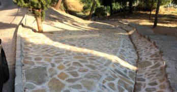 El inicio de la senda ecológica en Toledo luce nueva imagen