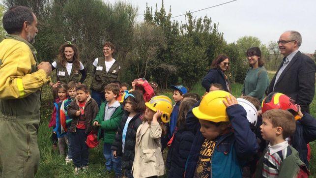 Diez líneas para la educación ambiental en Castilla-La Mancha, base de la futura Estrategia Regional