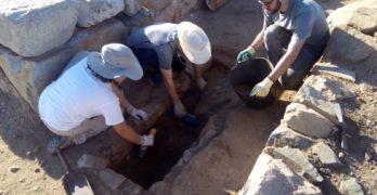 Los futuros humanistas que redescubren la historia de la provincia por medio de la arqueología