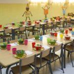 Abiertos los comedores escolares de la región: este año beneficiarán a más de 4.200 alumnos