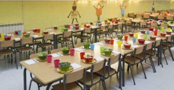 Siete municipios de Toledo ofrecen este verano el servicio de comedor escolar