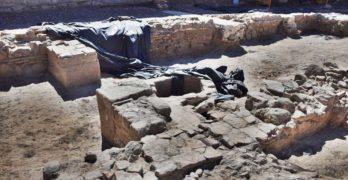 Encuentran indicios de lo que creen que habría sido el foro romano de Talavera