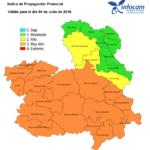 Detectados dos incendios forestales en La Puebla de Montalbán y en Escalona