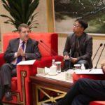 García-Page, dispuesto a impulsar el hermanamiento entre Toledo y la ciudad china de Chengdu