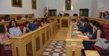 Más de medio centenar de propuestas para el último año de legislatura en Toledo