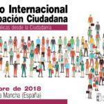 Toledo acogerá el I Encuentro Internacional de Participación Ciudadana