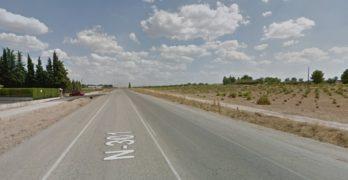 Fallece un varón de 35 años tras la colisión de dos vehículos en Quintanar de la Orden