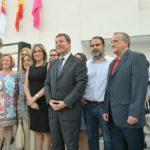 """Inaugurado el Centro de Mayores 'Ángel Rosa' en Santa Bárbara, """"un templo de convivencia"""""""