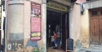 Libro-Taberna El Internacional, un 'Bar Notable'