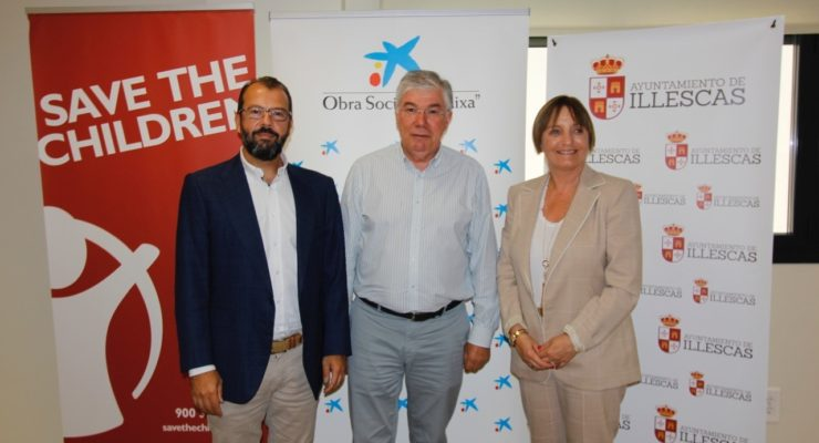 Un proyecto contra la pobreza infantil y la exclusión social alcanzará a 260 personas de Illescas