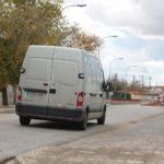 La DGT comienza este lunes una campaña que intensifica los controles a furgonetas durante cinco días