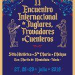 Los versos y la música resonarán en Santa María de Melque al son de juglares y trovadores