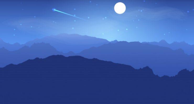 Contemplar la lluvia de estrellas o bañarse en desconocidas lagunas, propuestas gratuitas para agosto