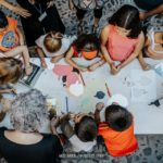 La poesía también es cosa de niños en el festival Voix Vives
