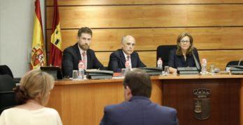 """La Junta destaca """"el interés"""" de puertos mediterráneos en nodos logísticos como el de Talavera"""