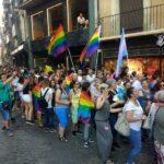 """""""Se nota, se siente, Toledo entiende"""": el Orgullo Gay se celebra a ritmo de batucada"""