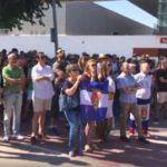 VÍDEO | Unas 200 personas vuelven a manifestarse por mejores infraestructuras y comunicaciones para Talavera