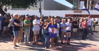 VÍDEO   Unas 200 personas vuelven a manifestarse por mejores infraestructuras y comunicaciones para Talavera