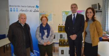 La Diputación colabora con 100.000 euros para la atención de personas en peligro de exclusión social