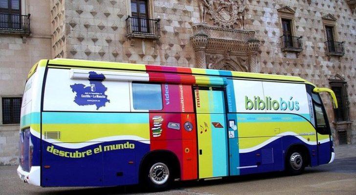 Renuevan el servicio de bibliobús en la provincia