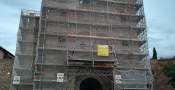 El Ayuntamiento anuncia que la Puerta del Cambrón se reabrirá al tráfico el próximo 3 de septiembre
