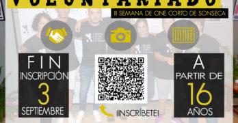 La Semana de Cine Corto de Sonseca busca voluntarios