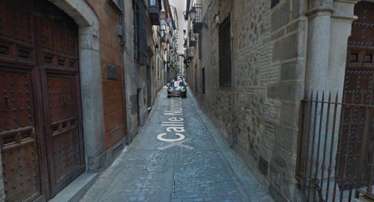 La calle Nuñez de Arce en Toledo quedará cortada al tráfico desde este martes hasta el 9 de agosto