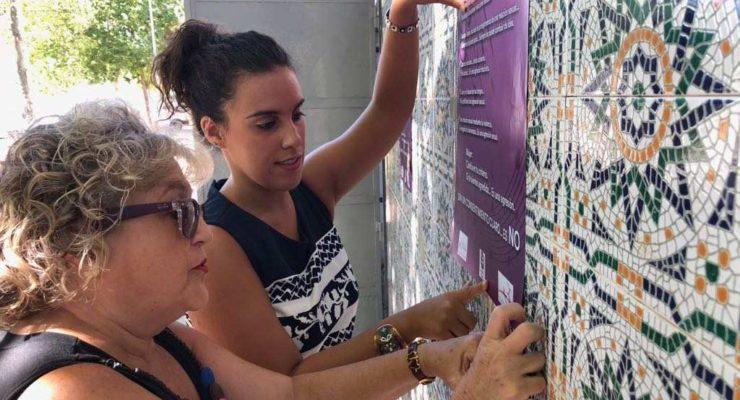 'Por unas fiestas sin agresiones sexuales': la campaña para evitar violencia de género en las fiestas de Toledo