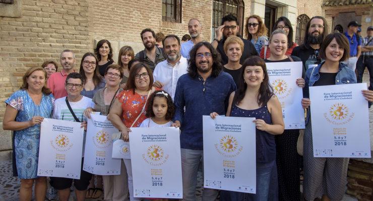 """Toledo busca convertirse en referente internacional de la """"cultura de paz"""""""