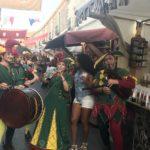 La Celestina llega a la Puebla de Montalbán, ambientada en el siglo XV