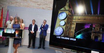 El Alcázar se estrenará como el espacio de proyección más grande del espectáculo 'Luz Toledo'
